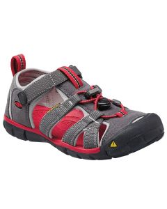 KEEN Kids Seacamp II CNX Magnet Racing Red