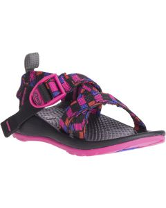 Chaco Kids Z/1 Ecotread Kids Cubit Magenta