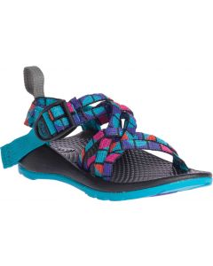 Chaco Kids ZX/1 Ecotread Kids Break Teal