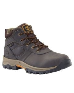 Timberland Kids Mt. Maddsen Mid WP Dark Brown