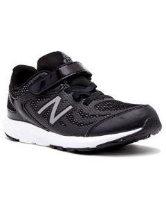New Balance Kids 519v1 Black-White