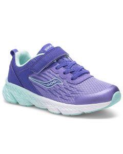 Saucony Kids Wind A/C Purple