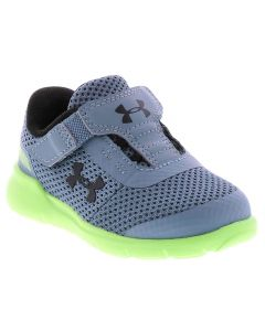Under Armour Kids Surge RN Grey Lime