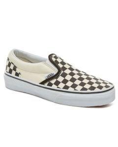 Vans Kids Classic Slipon Black White