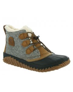 Sorel Kids Youth Out N About Plus Quarry Camel Brown