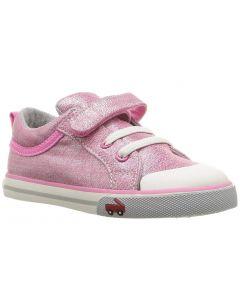 See Kai Run Kids Kristin Pink Glitter