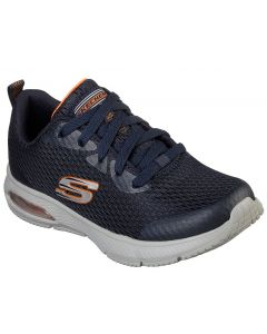 Skechers Kids Dyna-Air Quick Pulse Navy