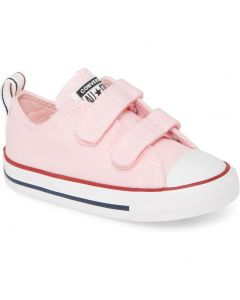 Converse Kids Easy-On Chuck Taylor All Star Cherry Blossom Black White