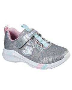 Skechers Kids Dreamy Lites Light Grey