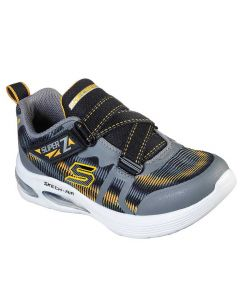 Skechers Kids Skech Air Dual Knoxler Grey Black