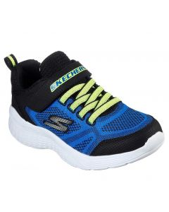 Skechers Kids Snap Sprints Ultravolt Blue Black