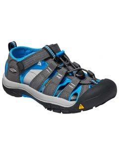 KEEN Youth Newport H2 Magnet Brilliant Blue