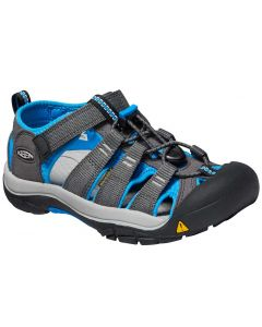 KEEN Toddler Newport H2 Magnet Brilliant Blue