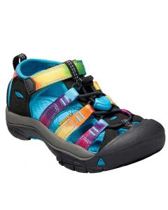 KEEN Kids Newport H2 Rainbow