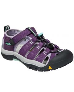 KEEN Kids Newport H2 Purple Pennant Lavender Gray