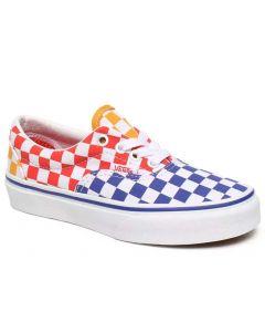 Vans Kids Era Tri Checkerboard