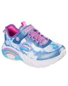 Skechers Kids S Lights Rainbow Racer