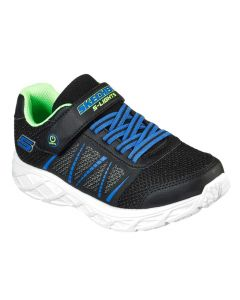 Skechers Kids Dynamic-Flash Black Lime