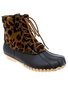 Outwoods Kids Autumn 23 Black Leopard