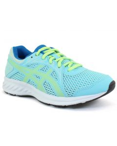 Asics Kids Jolt 2 OCEAN DECAY LIME GREEN