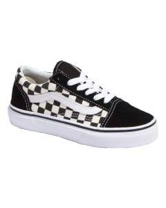 Vans Kids Old Skool Black White