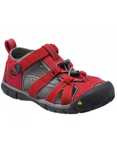 KEEN Kids Seacamp II CNX Racing Red Gargoyle