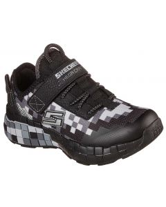Skechers Kids Mega Craft Black Charcoal