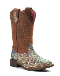 Smoky Mountain Boots Kids Ariel Pastel