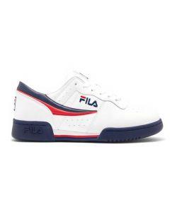 Fila Kids Original Fitness White Navy Red