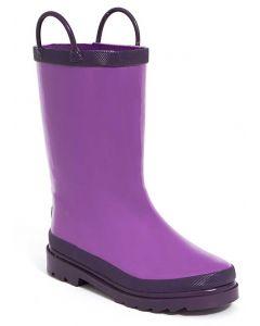 Deer Stags Kids Cloudburst Purple Violet
