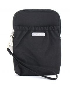 Baggallini Bryant Crossbody Wallet Black