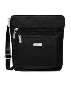 Baggallini Pocket Crossbody Handbag Black