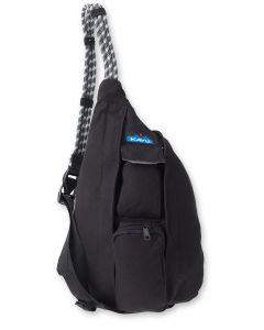 KAVU Mini Rope Bag Black