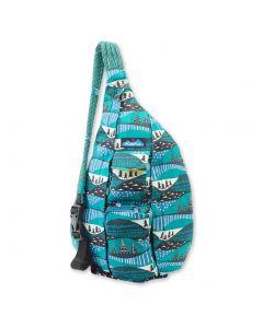 Kavu Rope Bag Winterscape
