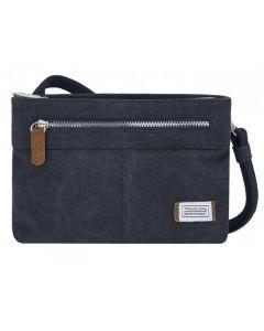Travelon Women's Anti-Theft Small Crossbody Handbag Indigo