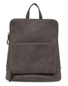 Joy Susan Julia Mini Backpack Charcoal