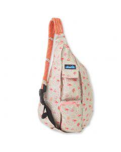 Kavu Rope Bag Flamingo