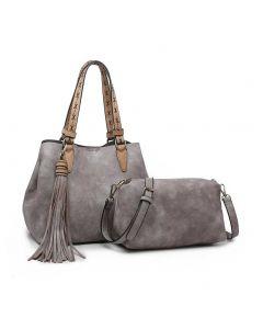 Jen & Co. Aliza Grey