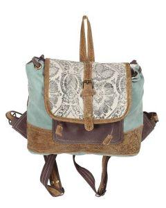 Myra Bag Solemn Backpack Grey Multi