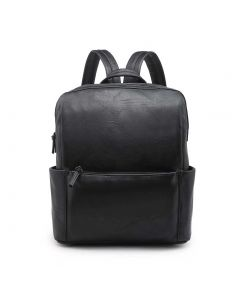 Jen & Co. James Backpack Black