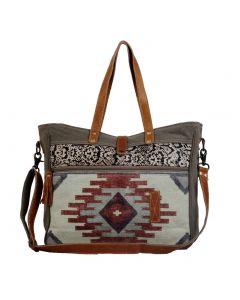 Myra Bag Amber Cool Messenger Multi