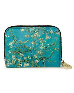 Monarque RFID Wallets Almond Blossoms