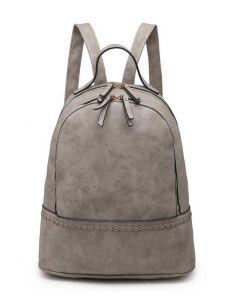 Jen & Co. Marty Backpack Grey