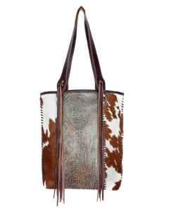 Myra Bag Ferric Bag Brown Cow