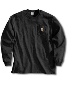 Carhartt Men's Workwear T-Shirt Black