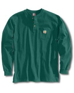 Carhartt Men's Workwear T-Shirt Hunter Green