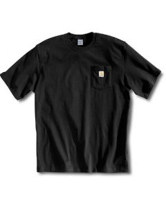 Carhartt Men's Workwear Pocket T-Shirt Black