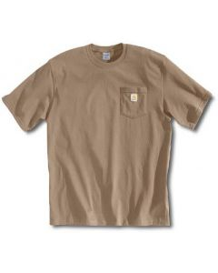 Carhartt Men's Workwear T-Shirt Desert