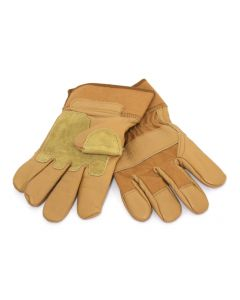 Carhartt Fencer Gloves Brown Gloves