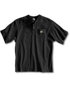 Carhartt Men's Workwear T-Shirt Black